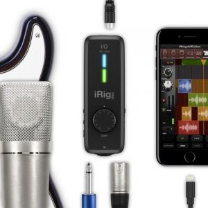 Interfata Audio IK Multimedia iRig PRO I/O
