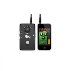 Interfata Audio IK Multimedia iRig STOMP