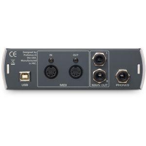 Interfata Audio Presonus AudioBox USB