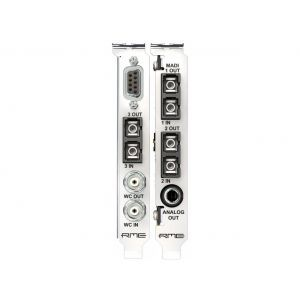 Interfata Audio RME Hdspe MADI FX