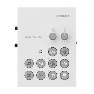 Interfata Audio Roland GO:LIVECAST