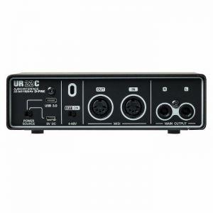 Interfata Audio Steinberg UR 22C
