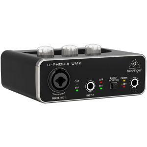 Interfata Audio Usb Behringer Um2