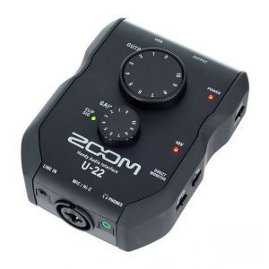 Interfata Audio Zoom U-22