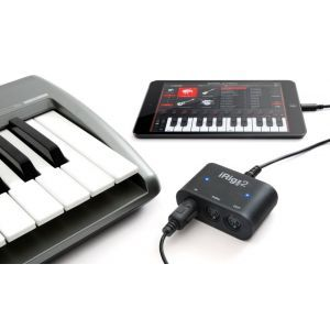 Interfata Midi IK Multimedia iRig MIDI 2