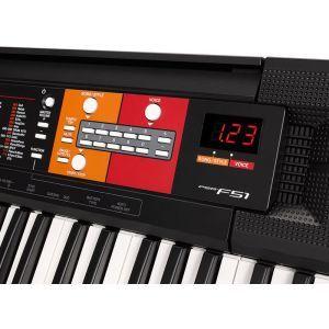 Set Keyboard Yamaha PSR F51 SET1