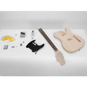 Kit Pre-Asamblat Chitara Electrica Dimavery DIY TL 10