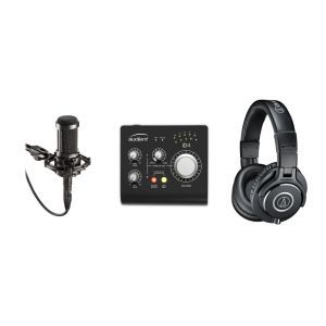 Kit Studio Audio Technica AT2035