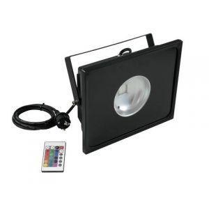 LED IP FL-30 COB RGB 60° RC