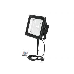 LED IP FL-50 COB RGB IR + stake