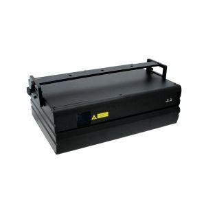 Laser Eurolite VLS 1600 RGB 40k 51741466