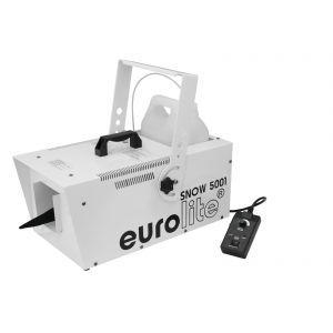 Masina de Zapada Eurolite Snow 5001