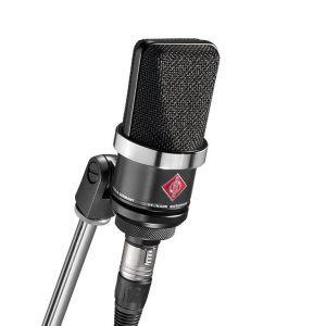 Microfon studio Neumann TLM 102 BK