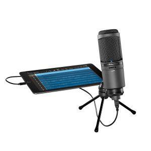 Microfon Audio Technica AT2020 USBi