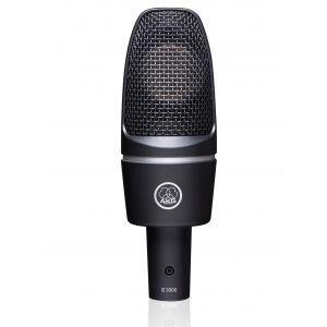 Microfon cu fir AKG C 3000