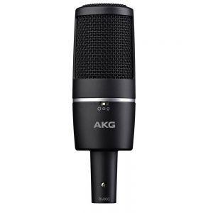 Microfon cu fir AKG C 4000