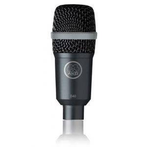 Microfon cu fir AKG D 40