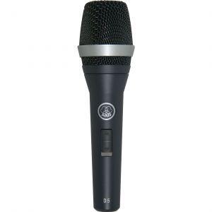 Microfon cu fir AKG D 5S