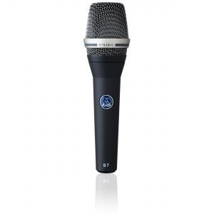 Microfon cu fir AKG D7