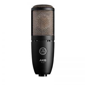 Microfon cu fir AKG P220