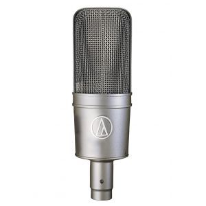 Microfon cu fir Audio Technica At4047 SV SM