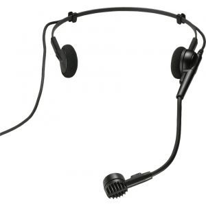 Microfon cu fir Audio Technica Pro8hex