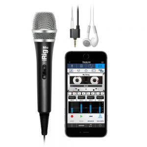 Microfon cu Fir IK Multimedia IRig Mic