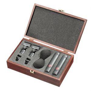 Microfon cu fir Neumann KM 184 MT Stereo Set