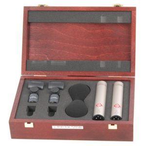 Microfon cu fir Neumann KM 184 Stereo Set