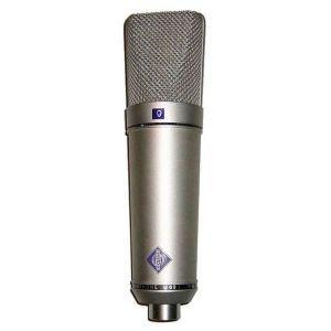 Microfon cu fir Neumann U 89 I