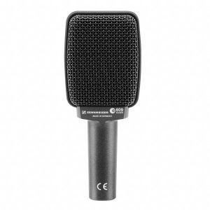 Microfon cu fir Sennheiser E 609 Silver