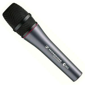 Microfon cu fir Sennheiser E 865