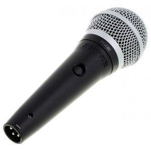 Microfon cu fir Shure PGA48