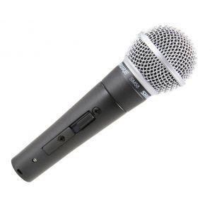 Microfon cu fir Shure Sm58 S