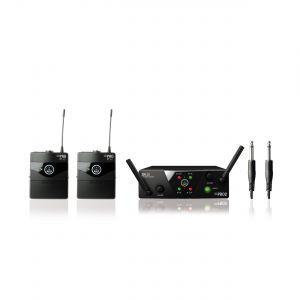 Microfon fara fir AKG WMS 40 Mini2 Instrumental Set Dual