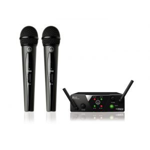 Microfon fara fir AKG WMS 40 Mini2 Vocal Set Dual JP1/2