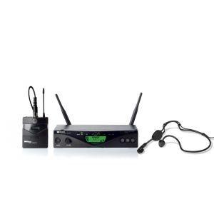 Microfon fara fir AKG WMS 470 Sport Set