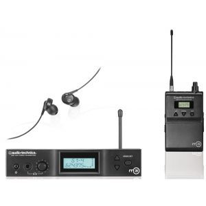 Sistem monitor in ear fara fir Audio Technica M3 IEM
