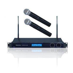 Microfon fara fir Omnitronic VHF 450