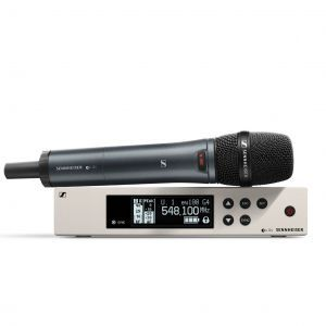 Microfon fara fir Sennheiser EW 100 G4-865-S-B