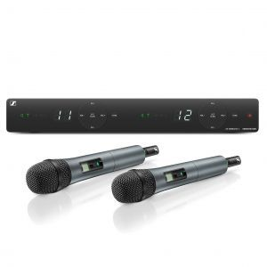 Microfon Fara Fir Sennheiser XSW 1-825 Dual E-Band Vocal