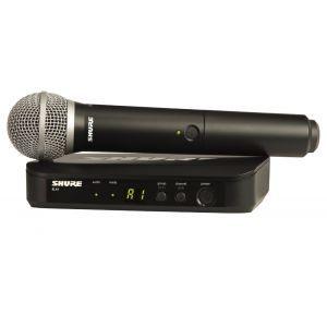 Microfon fara fir Shure Blx24 Sm58