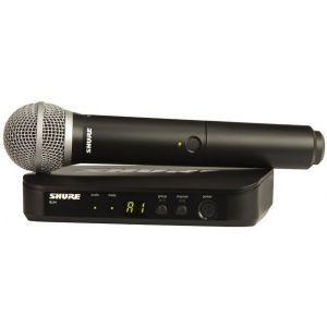 Microfon Fara Fir Shure BLX24E/PG58 K3E