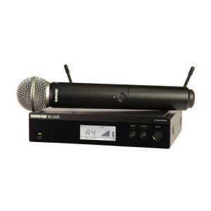 Microfon fara fir Shure Blx24r Sm58