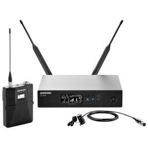 Microfon fara fir Shure QLXD14/85 H51 Lavalier Set