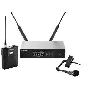 Microfon fara fir Shure QLXD14/98H S50