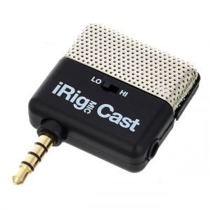 Microfon IK Multimedia iRig Mic Cast