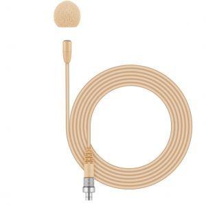 Microfon lavaliera cu fir Sennheiser MKE ESSENTIAL OMNI-BEIGE-3-PIN