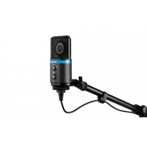 Microfon Studio IK Multimedia iRig Mic Studio Black