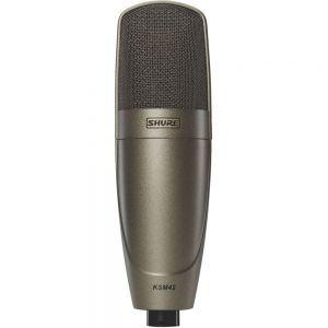 Microfon Studio Shure KSM 42 SG